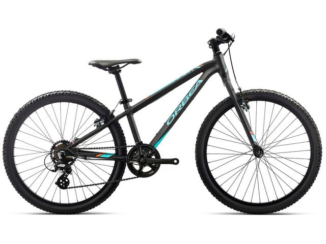 ORBEA MX 24 Dirt - Vélo enfant - noir/turquoise